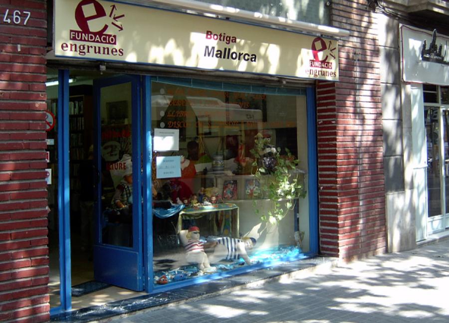 Botiga fundaci engrunes mapa barcelona sostenible - Electrodomesticos segunda mano mallorca ...