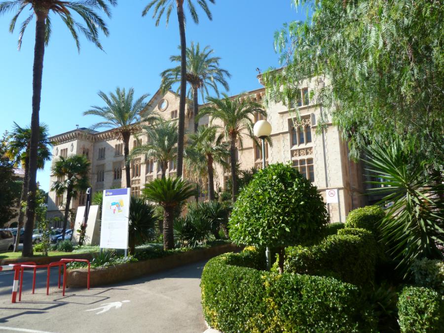 Col legi la salle bonanova mapa barcelona sostenible for Piscina la salle bonanova