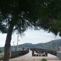 Mirador Casa de l'Aigua de Trinitat Nova