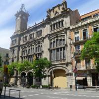 Seu districte Sants-Montjuïc