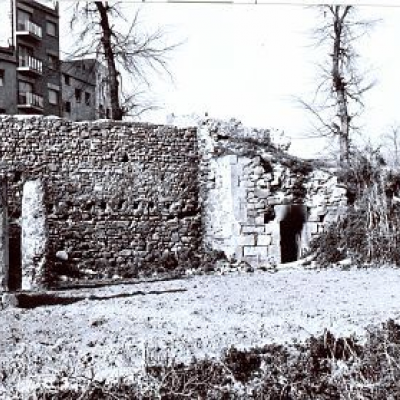 Restes de Can Oller, anys 70