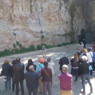 AiguArt: espectacle AIGUA del ballarí Chey Jurado al teatre Grec