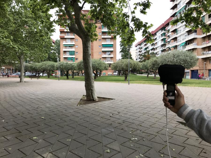 Barcelona Sona a la Seu del districte de Nou Barris