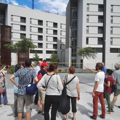 Habitatge públic, a la recerca de l'eficiència 3