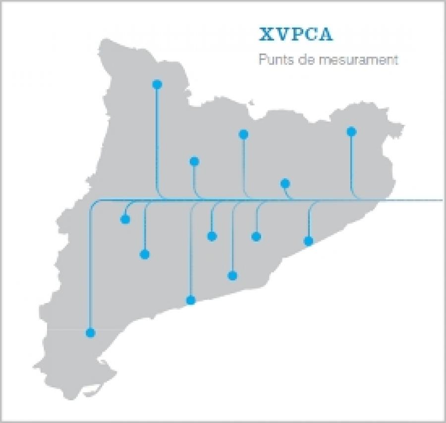Xvpca a la pla a universitat mapa barcelona sostenible - Placa universitat barcelona ...