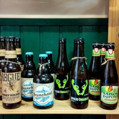 cervezas ecológicas