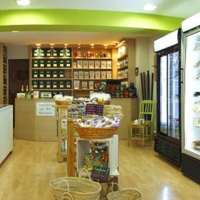 Panorámica, tienda vegana en Barcelona, Vegacelona