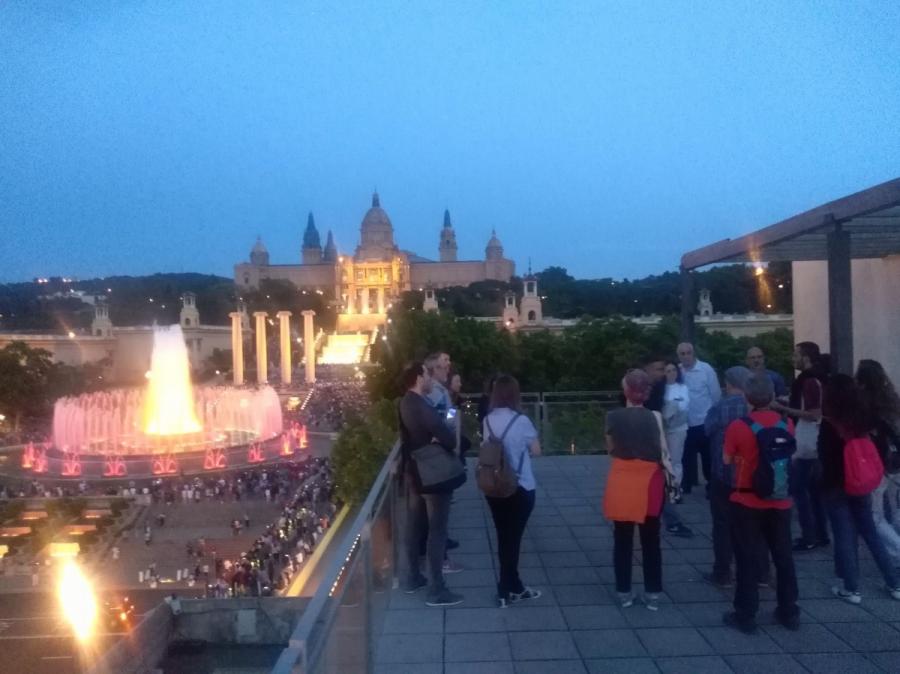 Caminades per la Sostenibilitat- 2 juny - La màgia de Montjuïc (2)