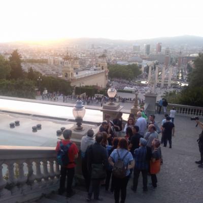 Caminades per la Sostenibilitat- 2 juny - La màgia de Montjuïc (3)