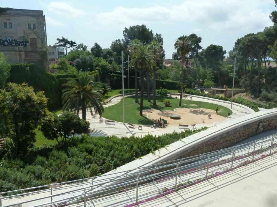 Tedus 2. Parc Joan Reventós