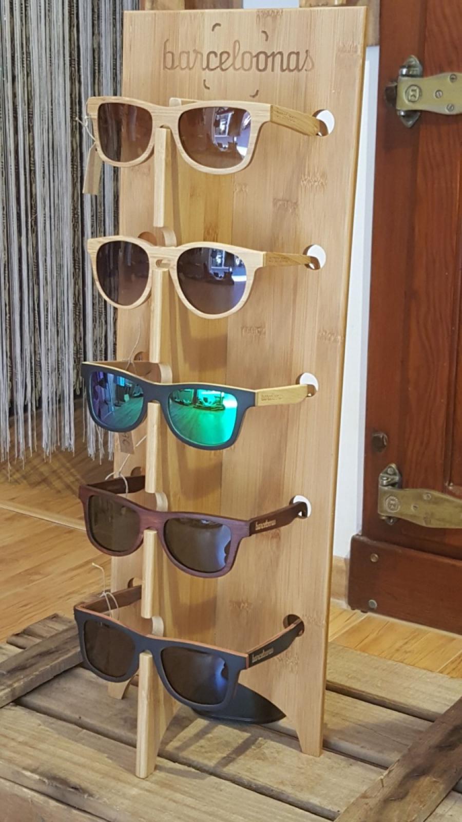 Ulleres de fusta