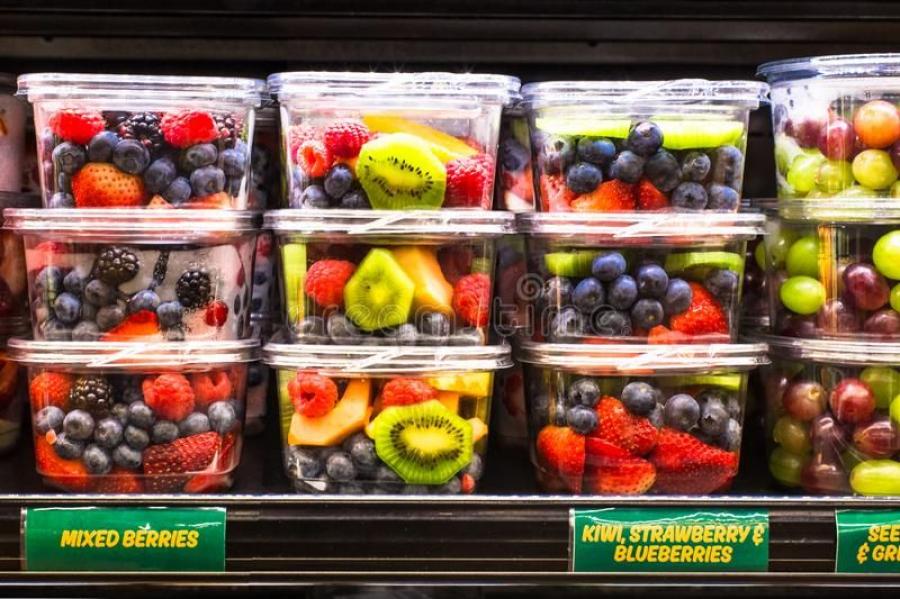 Envasos d'un sol us per fruita, és necessari?