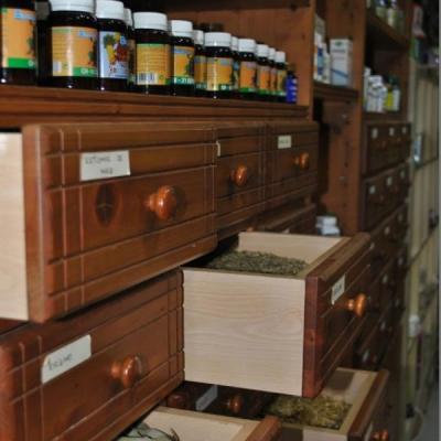Herbes medicinals a granel