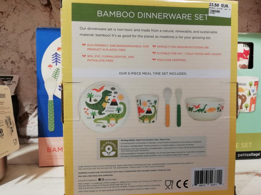 Coberteria de Bambú