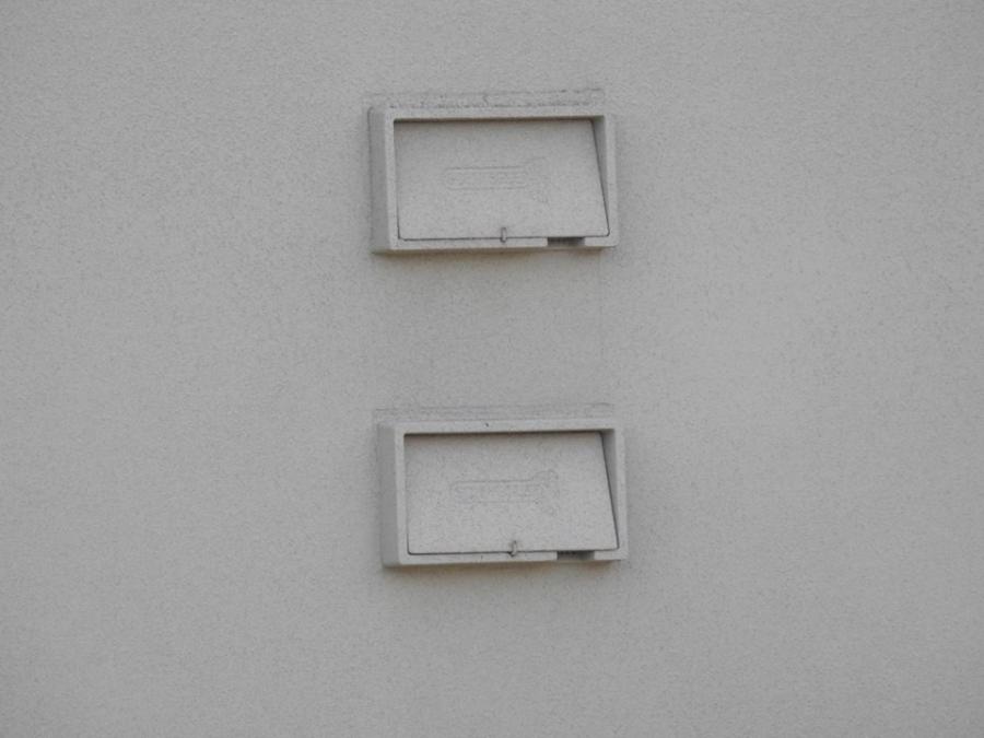 Caixes niu col·locades per Galanthus Associació i Laura Granell Moreno (arquitecte)