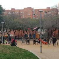 Jardins de la plaça de Sant Cristòfol