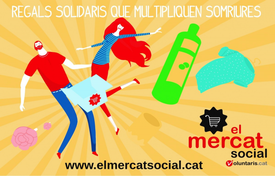 Regals solidaris d'El Mercat Social.cat