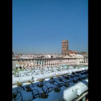 Hort urbà al terrat (Avinyó, 7)