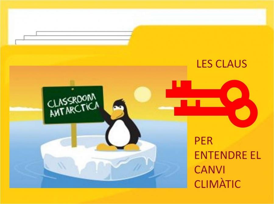 LES CLAUS PER ENTENDRE EL CANVI CLIMÀTIC.