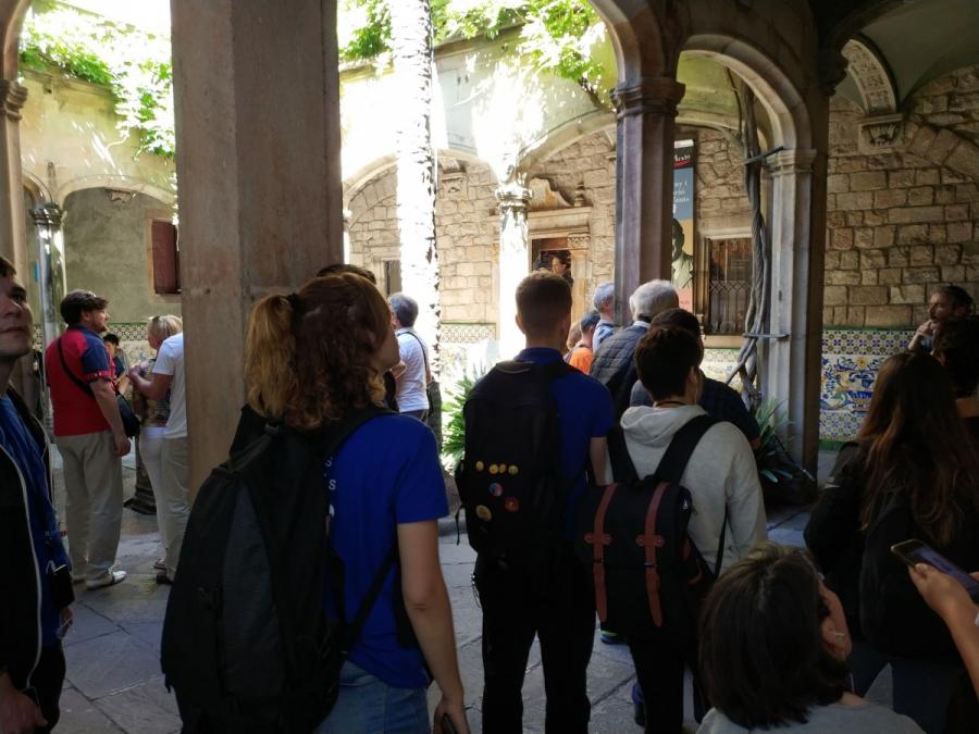 Caminada per la sostenibilitat: Ciutat Vella accessible i sostenible