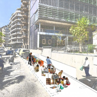 Park(ing) Day 2019 - Cards NO Cars - labaula arquitectes