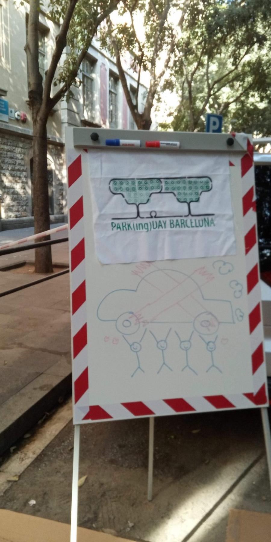 Ocupem l'espai públic
