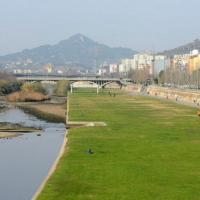 Parc fluvial del riu Besòs - Zona d'ús públic