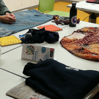 Taller d'upcycling