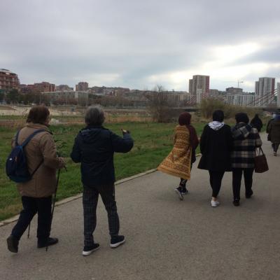 V Passejada pel riu Besòs