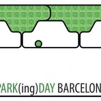 Park(ing) Day 2020 Repartiment de cistelles del grup d'ecoconsum La Sardineta