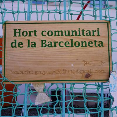 Hort Comunitari de La Barceloneta