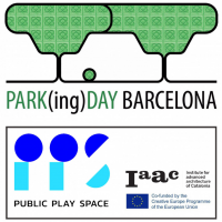 Park(ing) Day 2020 > Public Play Space (IAAC)