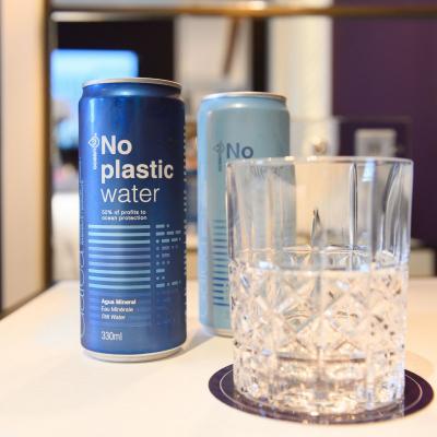 Seventy Hotel No Plastic Water