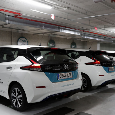 Seventy Hotel Carsharing Eléctrico