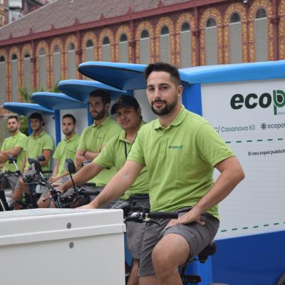 EcoPol distribució Ecológica a Barcelona