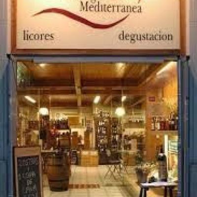 La bodega Mediterránea interior botiga